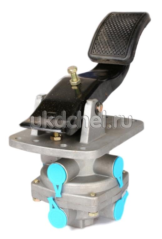 тормозной кран камаз старого образца - фото 11